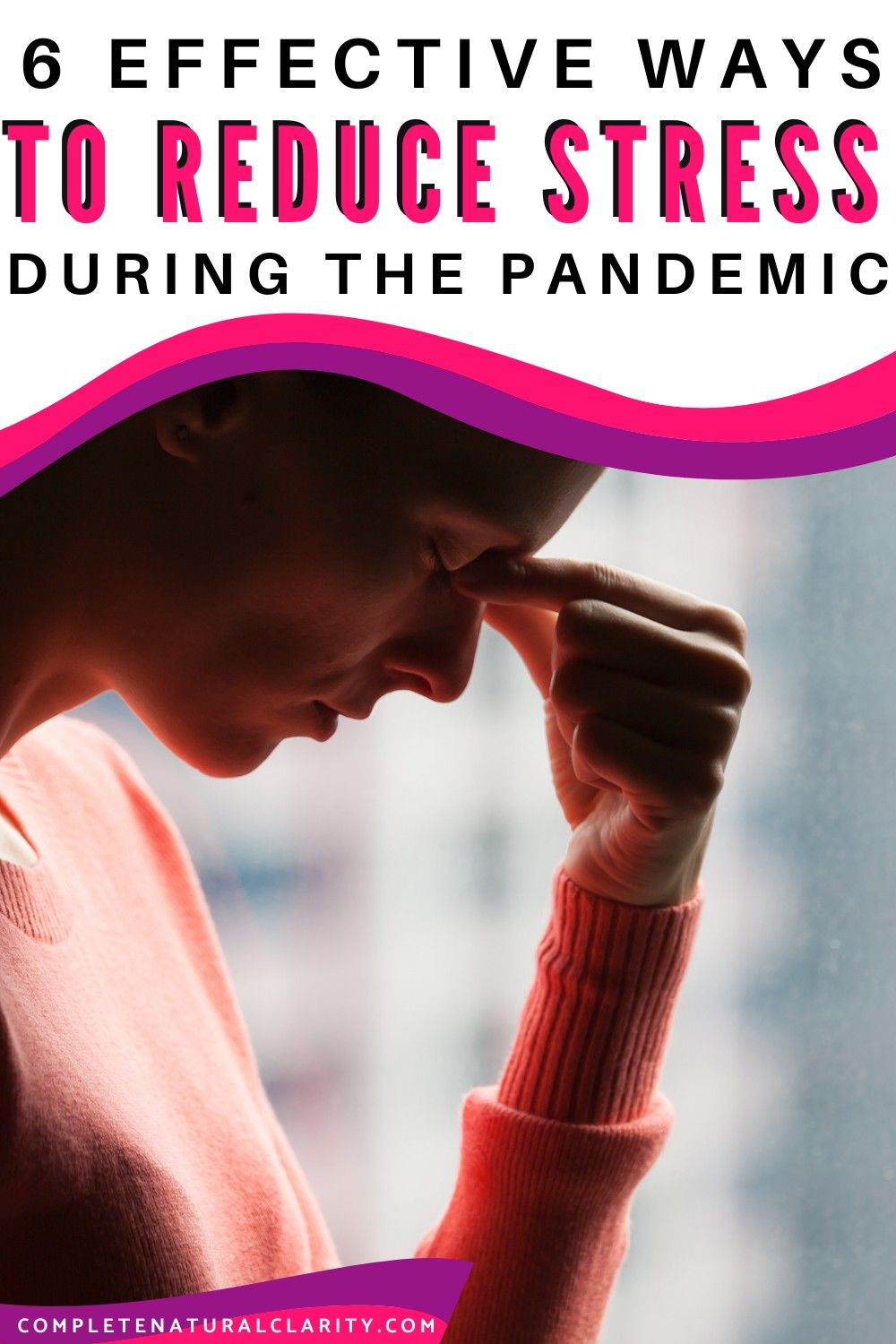 6 EFFECTIVE Ways to Reduce Stress & Relieve Anxiety During the Pandemic   Mental Health Tips Gallery