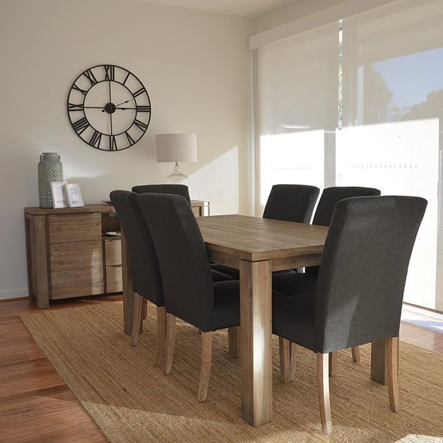 Love My Toronto Dining Set From Fantasticfurniture Space Gorgeous Comfortable Dining Room Sets Review
