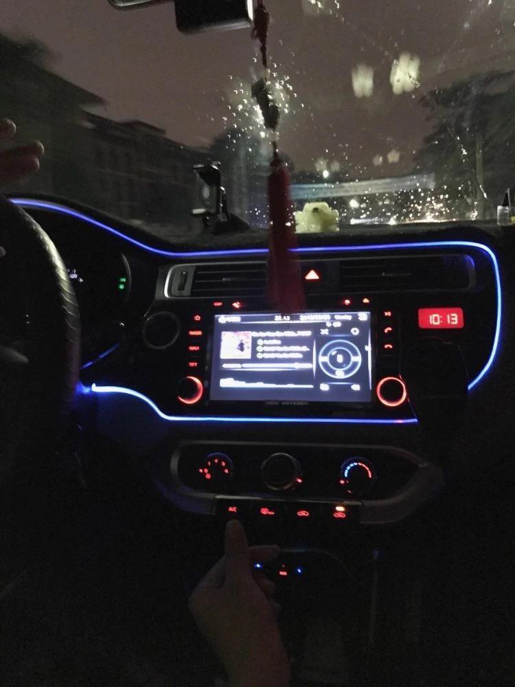 car led lights interiors