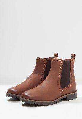 Pier One Botki Cognac Zalando Pl Chelsea Boots Boots Shoes