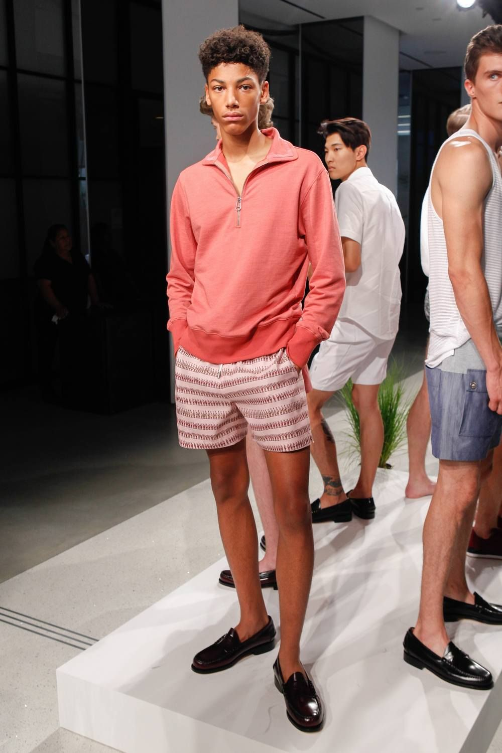 Katama springsummer new york fashion week menus guy clothes
