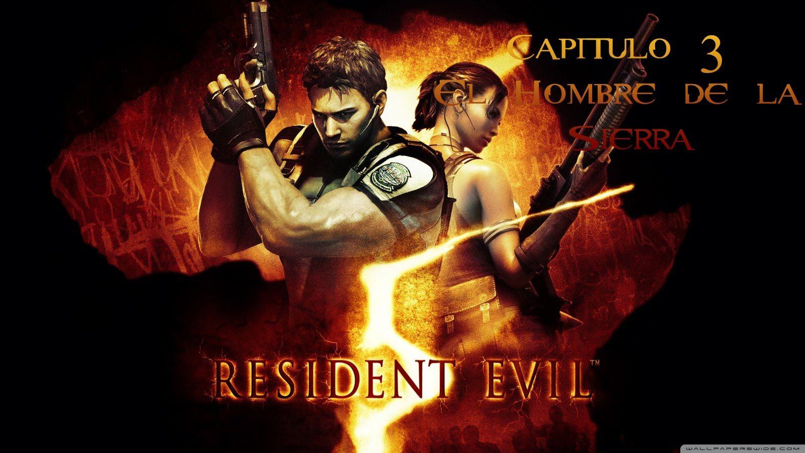 Resident Evil 5 Campaa Cap 3 El Hombre De La Sierra Re5 Revelations Ps4 Region English