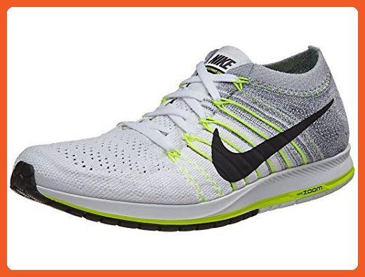 b5d3a68f12cd2 Nike Flyknit Streak Men Wh/Blk/Vlt 9.0 D - Athletic shoes for women ...