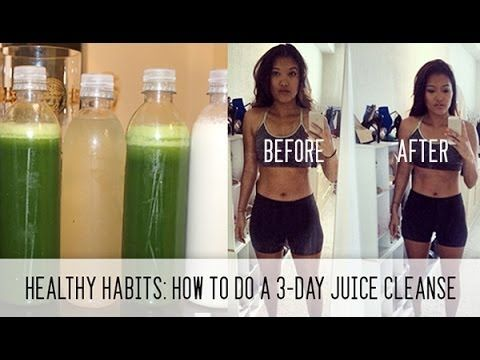 Healthy habits how to do a 3 day juice cleanse http healthy habits how to do a 3 day juice cleanse http malvernweather Images