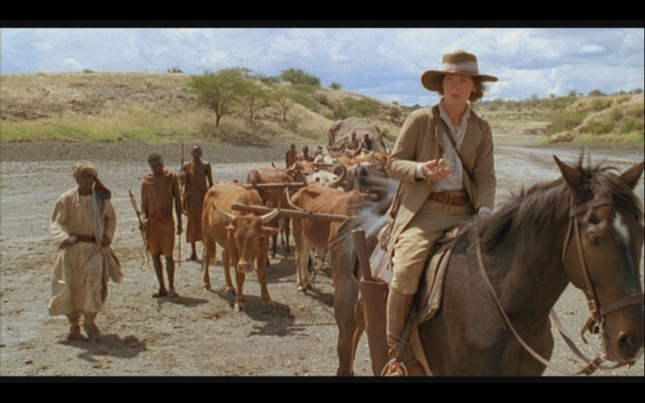 Image detail for -Out of Africa' Screencaps - Meryl Streep Image (30353656) - Fanpop ...