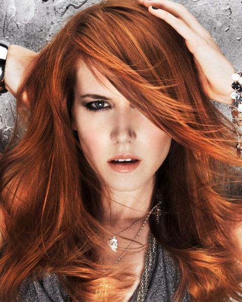 The 25 Best Red Hair With Lowlights Ideas On Pinterest