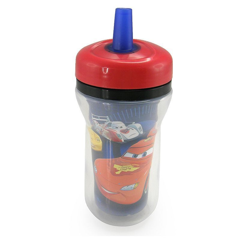 Disney / Pixar Cars Insulated Straw Cup by The First Years, Blue
