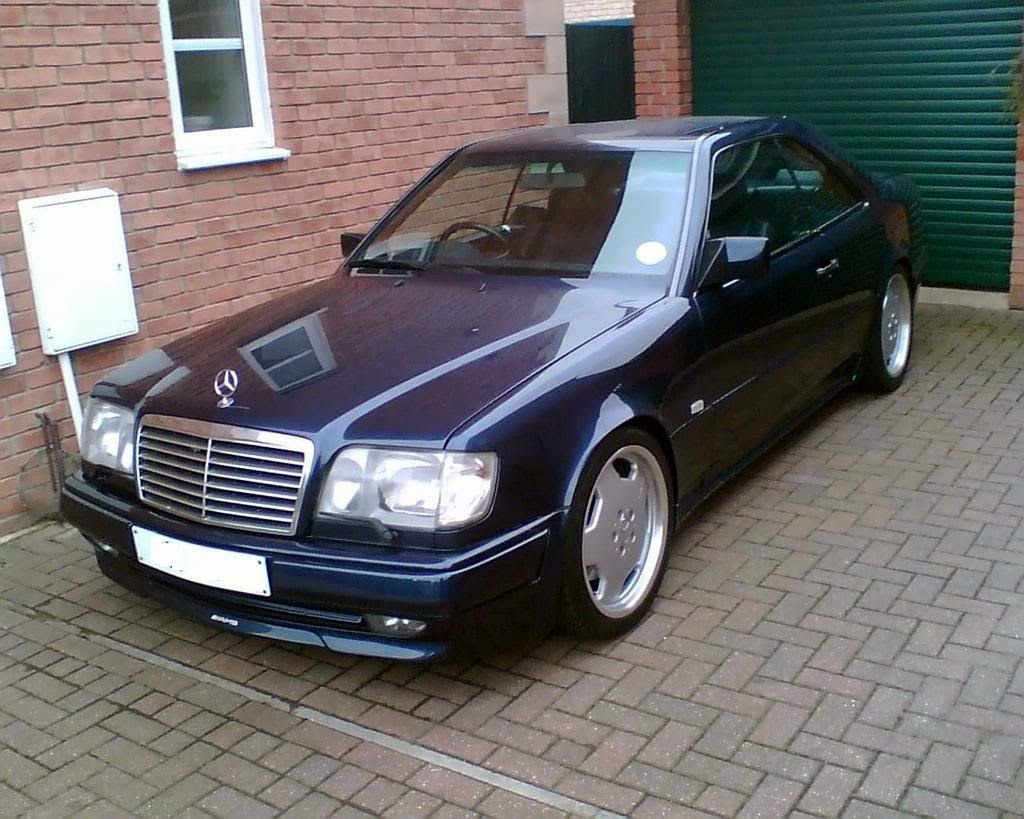 Mercedes Benz E36 Amg W124 Coupe Japan Style With Images