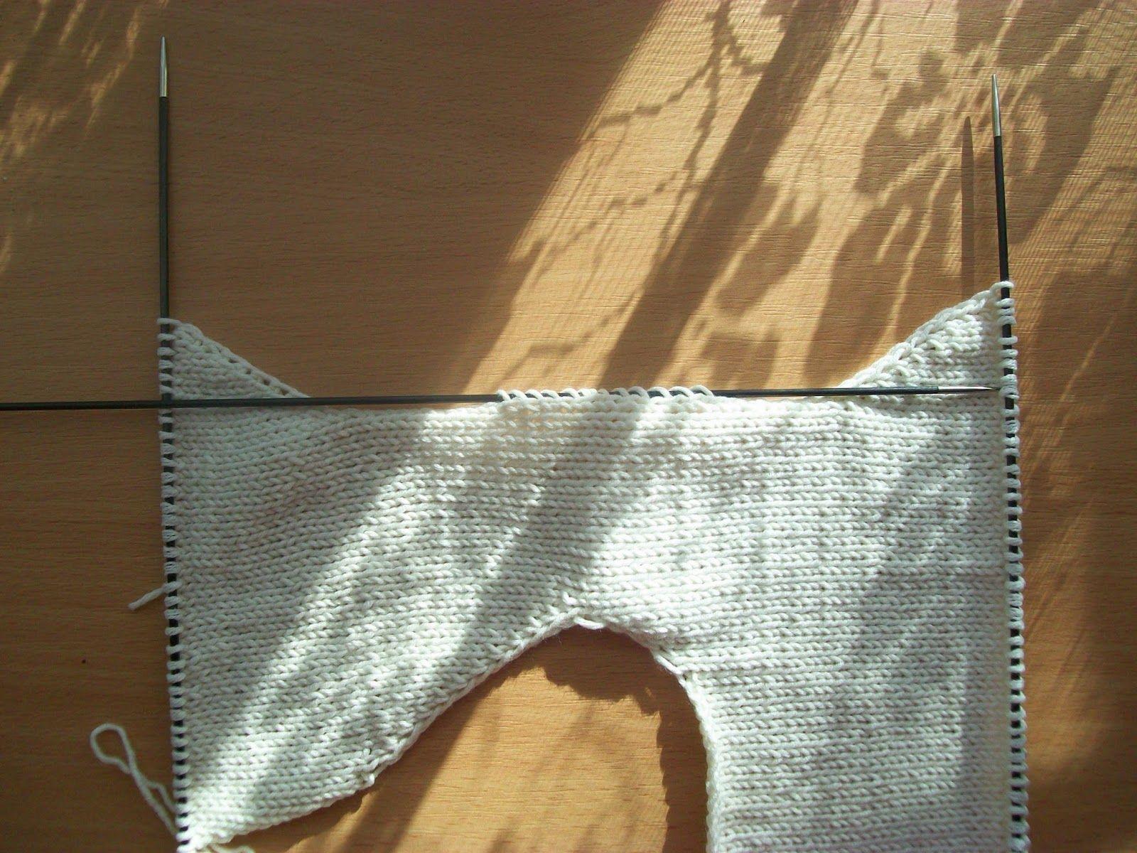 Вязание рукава сверху Записи в рубрике вязание 22