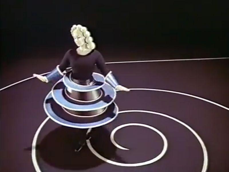 triadisches ballett the weirdest thing you 39 ve never seen. Black Bedroom Furniture Sets. Home Design Ideas