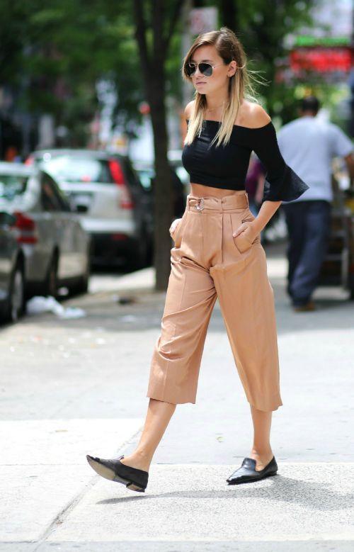 Confira dicas de como usar a calça pantacourt! | Moda, Looks
