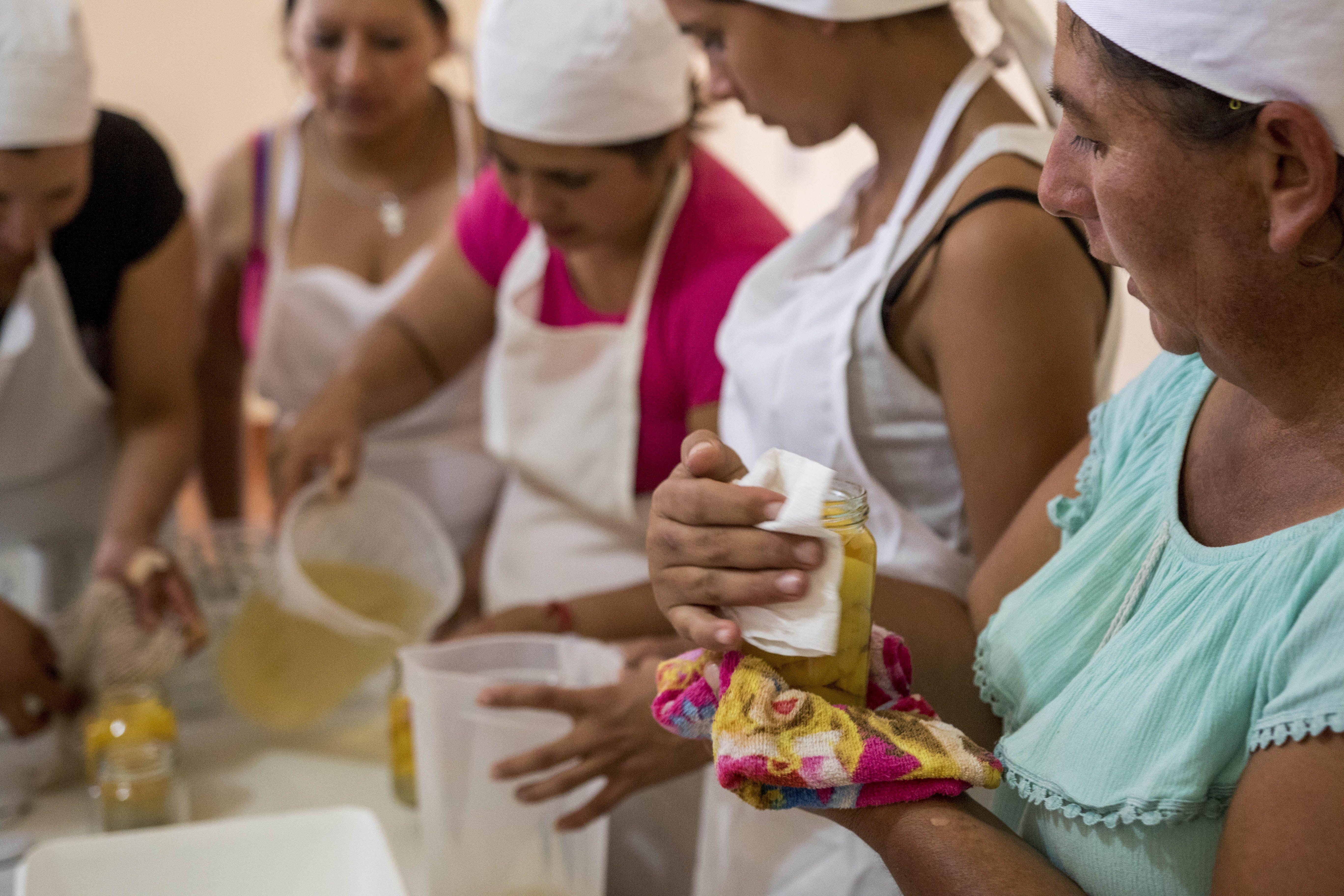 Mujeres Emprendedoras de La Madrid