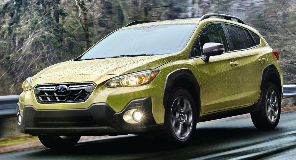 2021 Subaru Crosstrek Gets New 182hp 2 5l Engine Sport Trim And More Carscoops In 2020 Subaru Crosstrek Subaru Automotive News