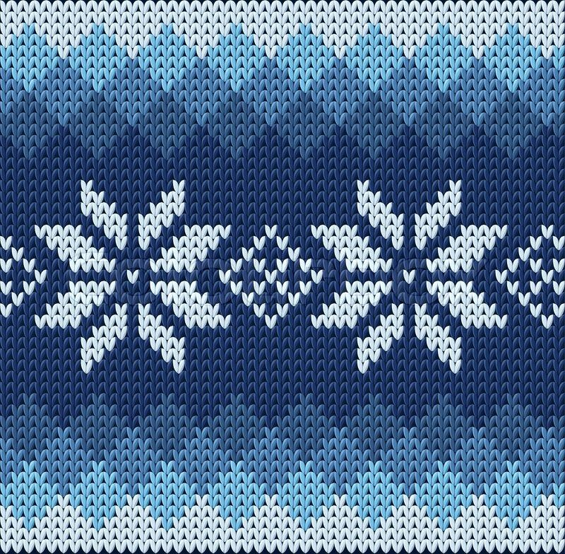 Stock-Vektor von \'Gestrickte Jacquard-Muster\' | Crochet | Pinterest ...