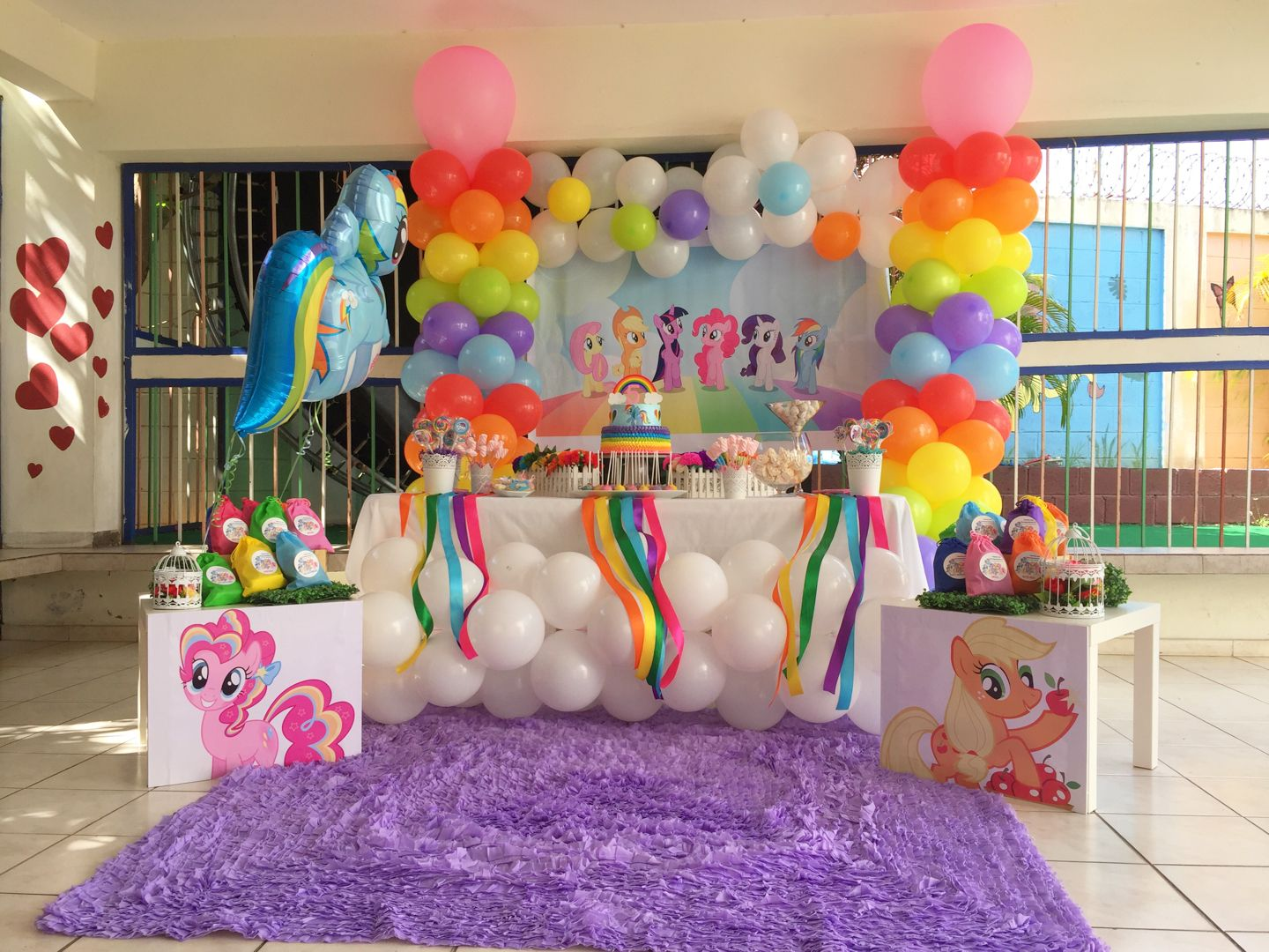 Pin By Paola Andujar On My Little Pony Party Ideas Little Pony