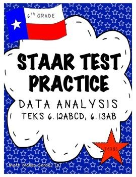 6th grade math staar data analysis teks 612a 612b 612c 612d this document includes 20 questions 2 sets of 10 over category 4 data analysis malvernweather Image collections