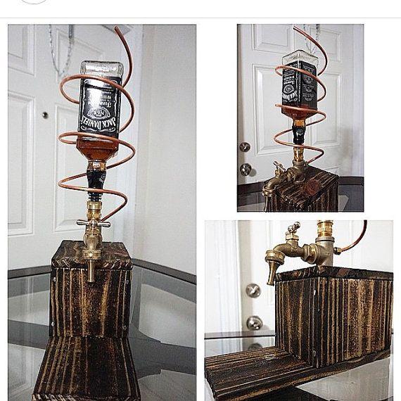 liquor dispenser spirituosen beschl ge und oberfl che. Black Bedroom Furniture Sets. Home Design Ideas