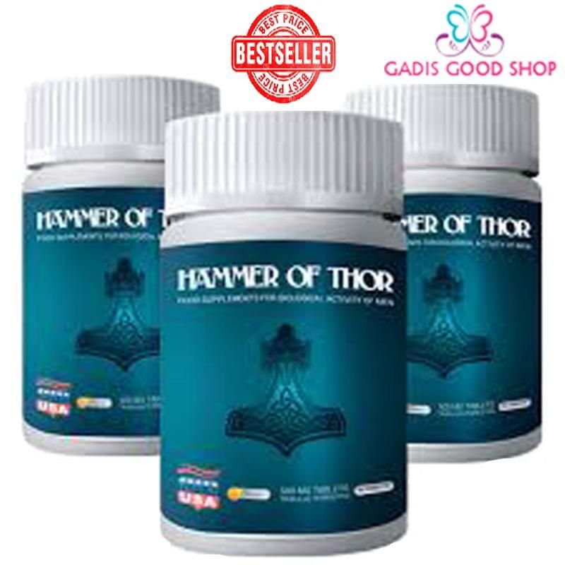 Imported Hammer Of Thor For Biological Activity For Men Package Of