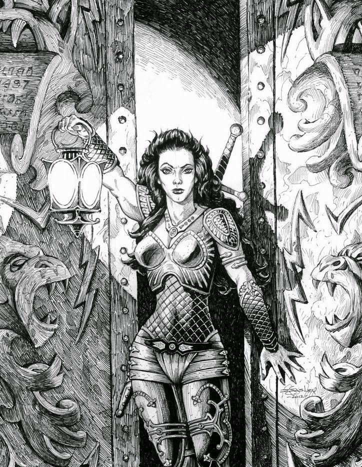 Power Score: Dungeons & Dragons - Gary Gygax Castle Greyhawk ...