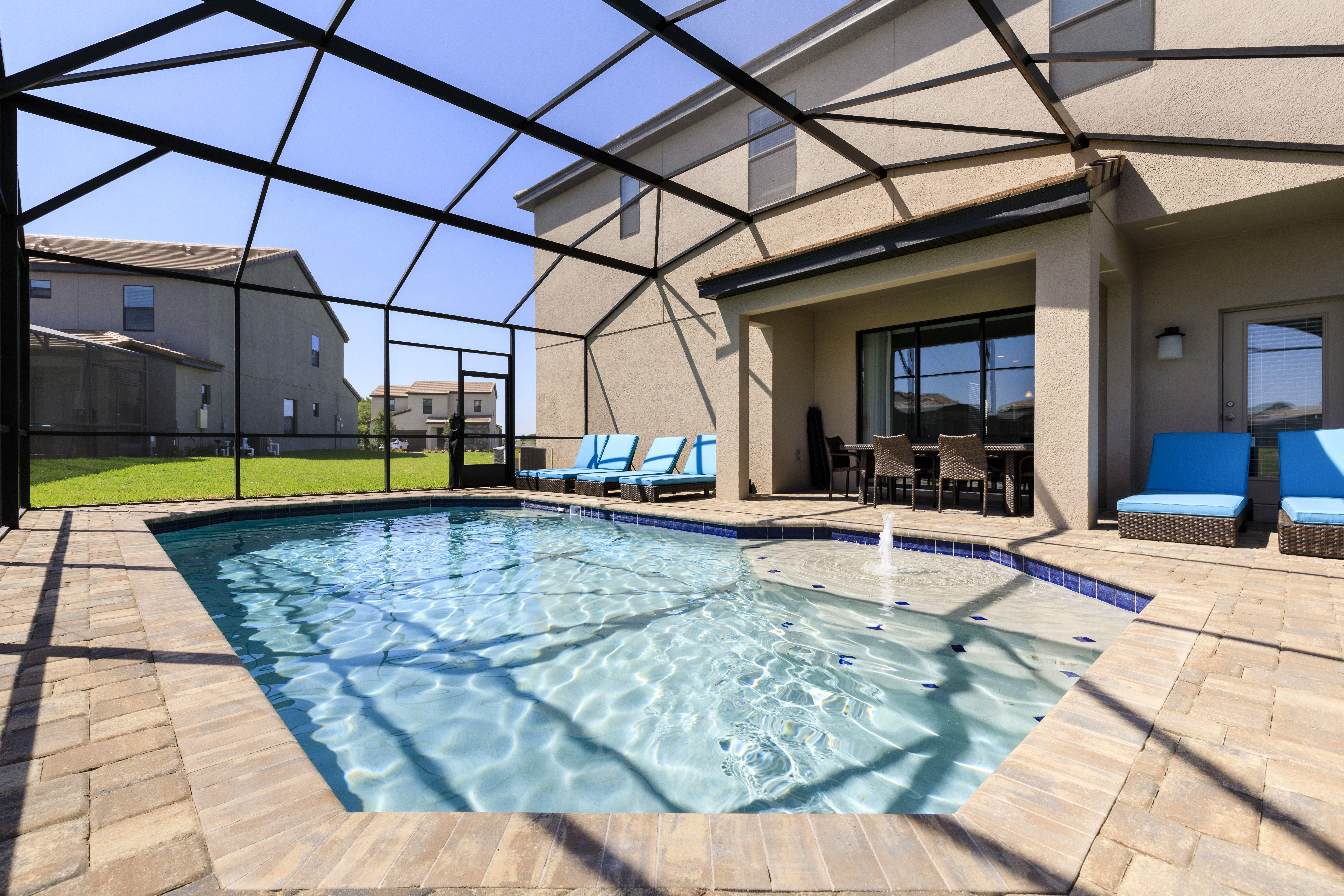Three bedroom, two-story home, Balmoral Resort Florida ...