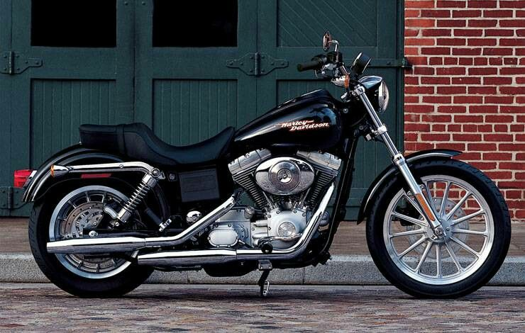 HarleyDavidson 1450 DYNA SUPER GLIDE SPORT FXDX 2003