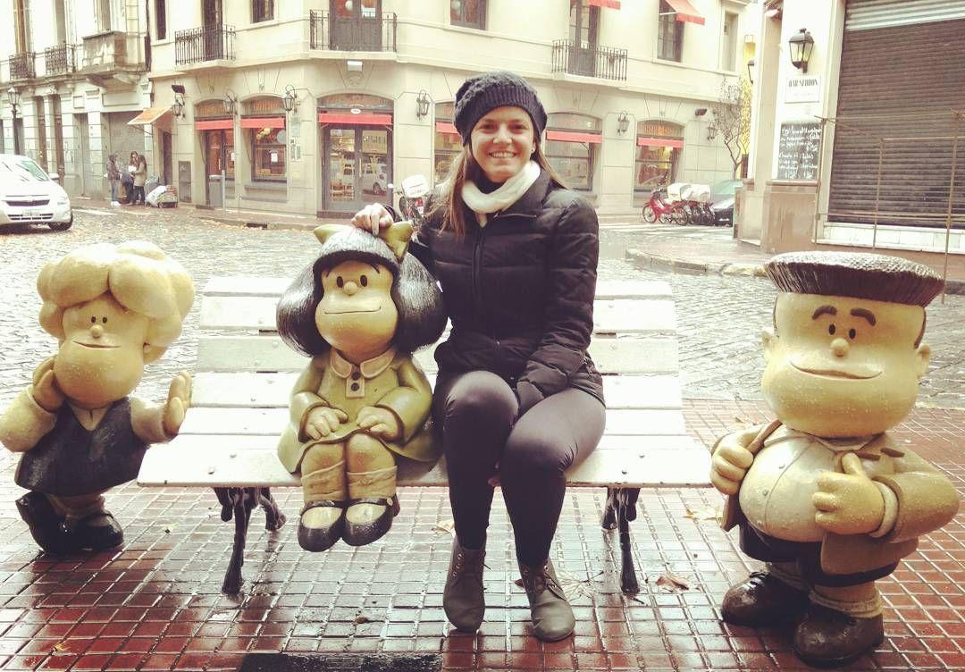 Mafaldas  #buenosaires #feiradesantelmo #santelmo #argentina #mafalda by suelendondoni