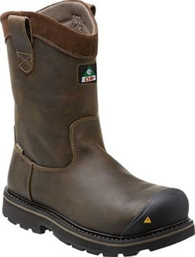 e4bd2293936 Motorcycle style meets work boot strength with the Keen Tacoma Wellington  XT CSA Boots.