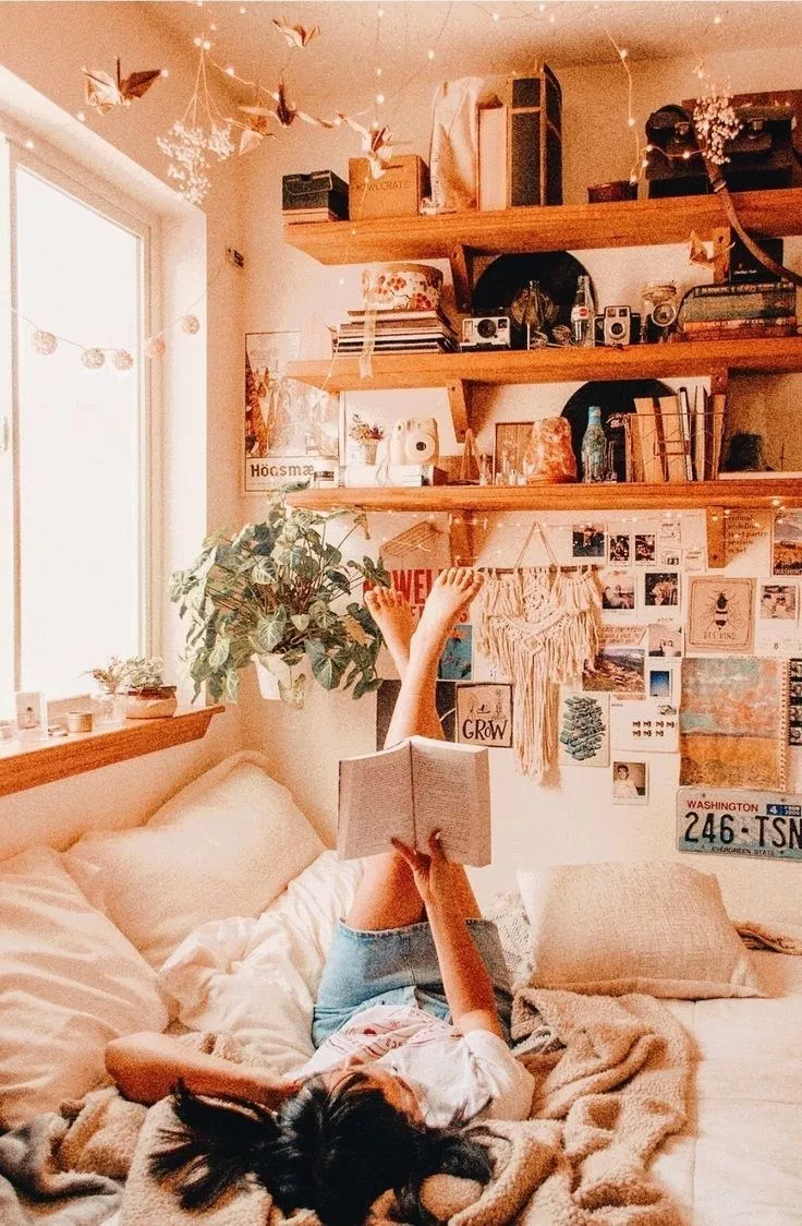 65 Most Stylish Tumblr Bedroom For Teens Decorating Ideas 2019 24