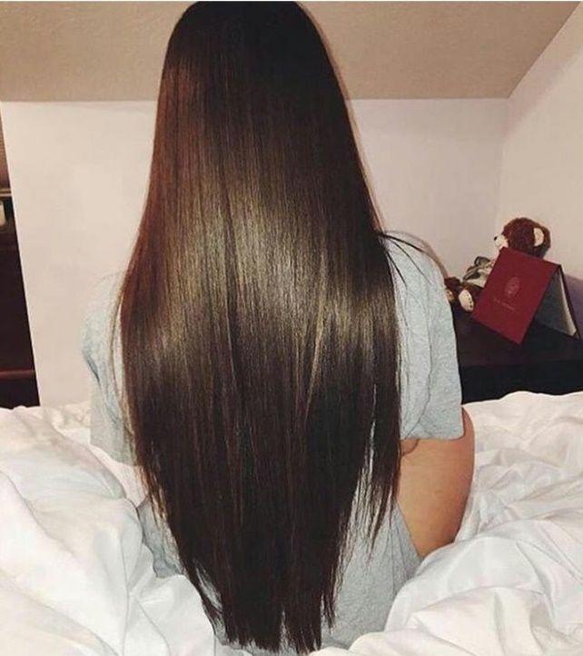 Tratamiento para un cabello largo