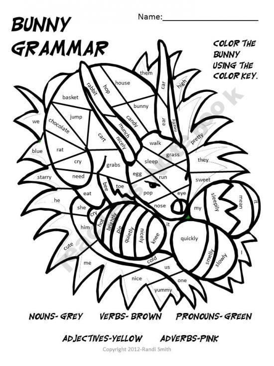 find this pin and more on language arts - Language Arts Coloring Pages