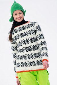 4f6d2fcb Gratis strikkeopskrifter | Strik med nordiske mønstre | Strik til hele  familien | Vi har samlet over 30 strikkeopskrifter på skønne trøjer til  hele familien ...
