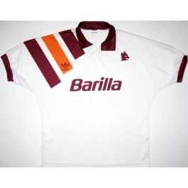 wholesale dealer 4510b 0bcda 93-94 AS Roma Away jersey. | My Style | Vintage football ...