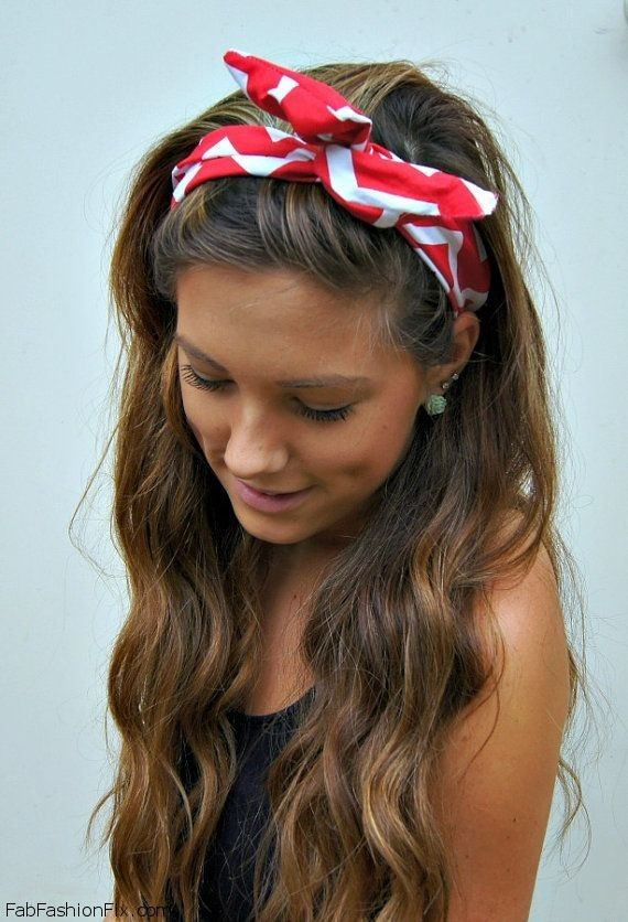 Gorgeous headband inspiration