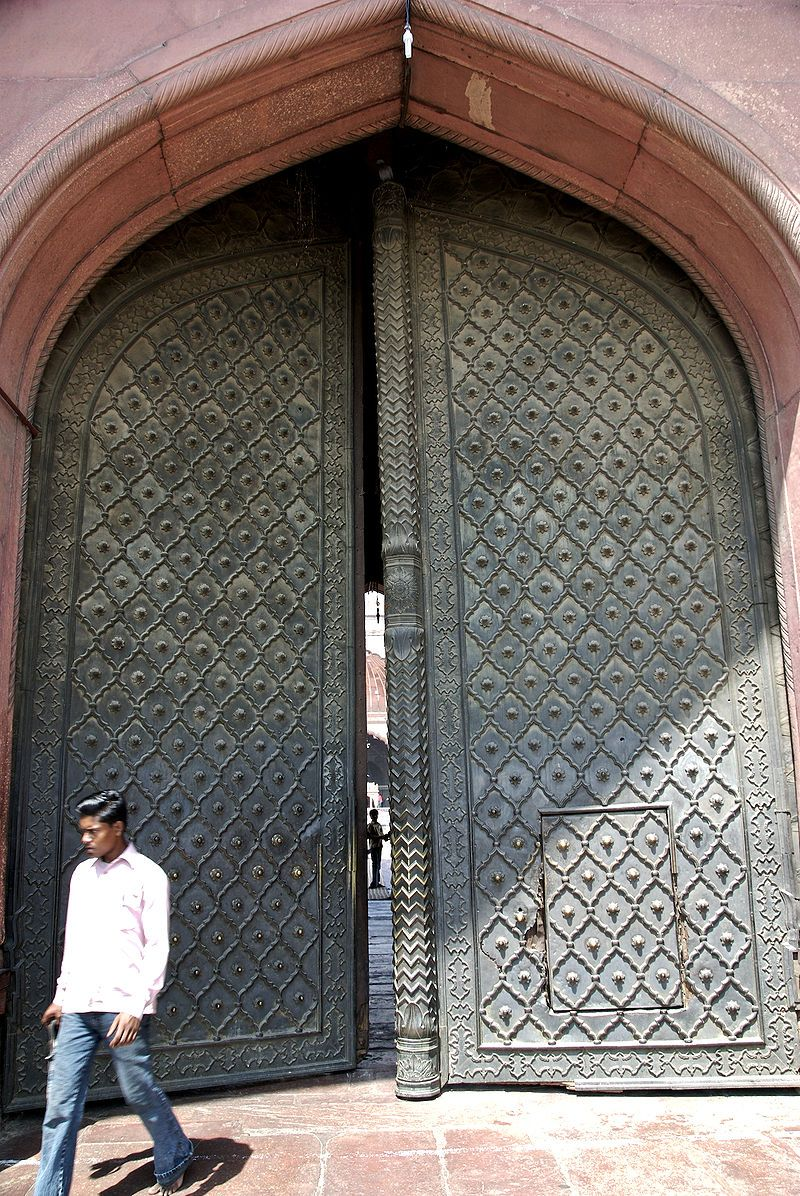 Jama Masjid Delhi Doors Windows Doors Door Fittings
