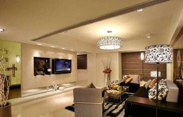 Moderne Wohnzimmer Deckenleuchten. die besten 25+ deckenlampe ...
