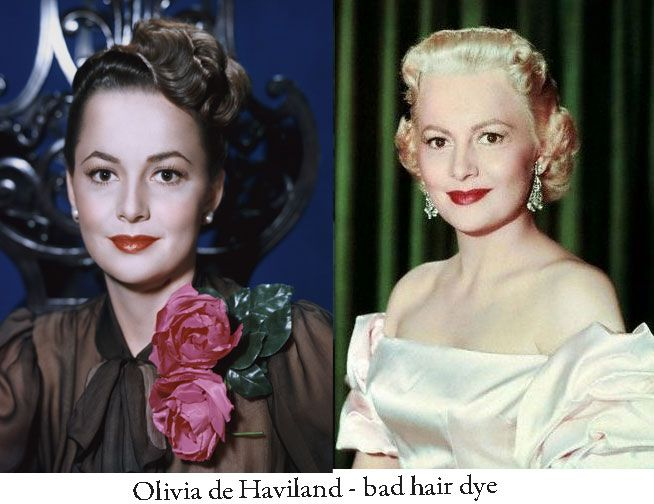 1940's hairstyles - change