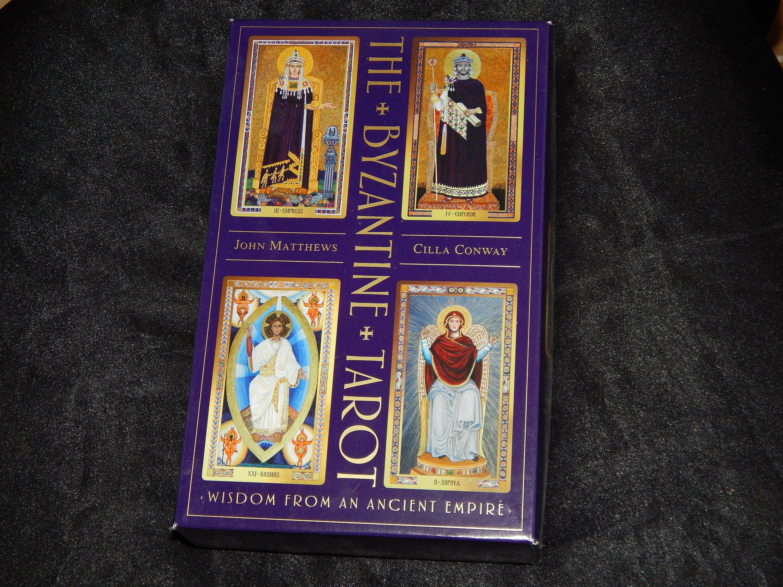 Byzantine tarot tarot cards tarot deck tarot kit