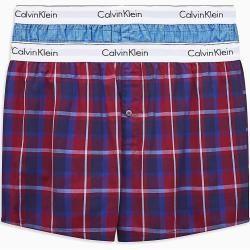 Calvin Klein 2-Pack Slim Fit Boxer Shorts - Modern Cotton Xl Calvin KleinCalvin Klein...  #2Pack #Boxer