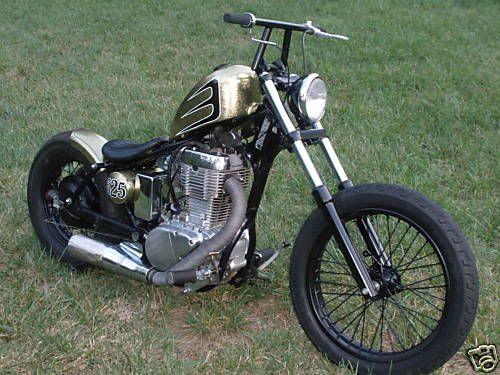 Pin By Adam Deming On Bobbers Savage Suzuki Bobber Bikes Bobber Motorcycle