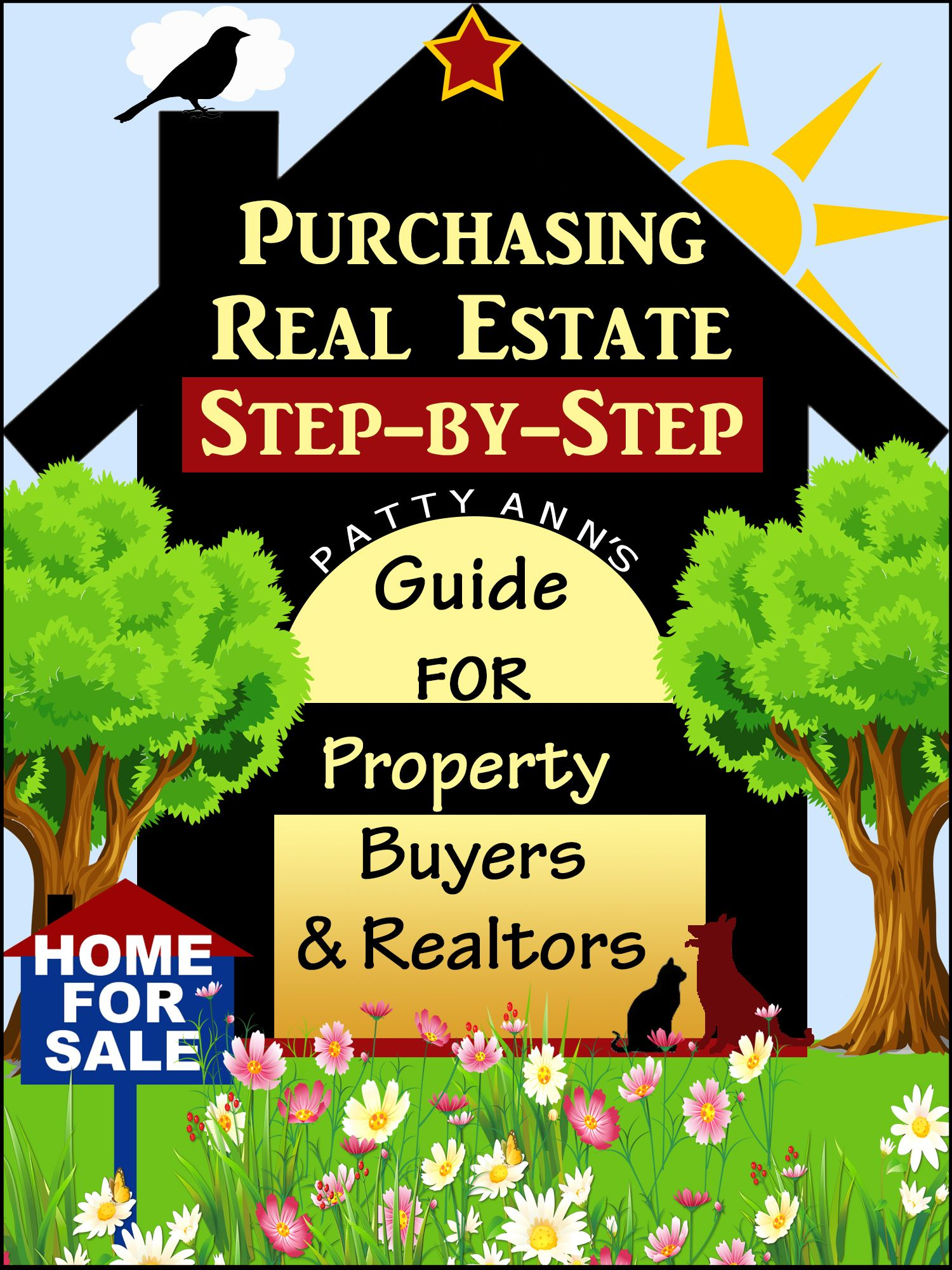 Buyers Real Estate Guide Patty Ann In 2020 Real Estate Guide Real Estate Love Book