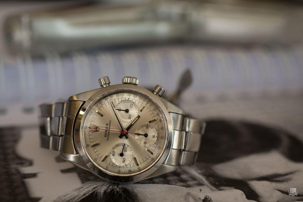 buy popular 1ffad 9fbad Rolex 6238 : Le chronographe pre-Daytona de James Bond | Watches