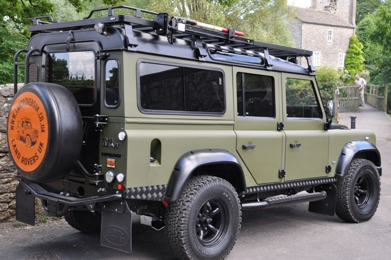 Landrovers Uk Land Rovers Range Rovers 4x4 Vehicles For Sale