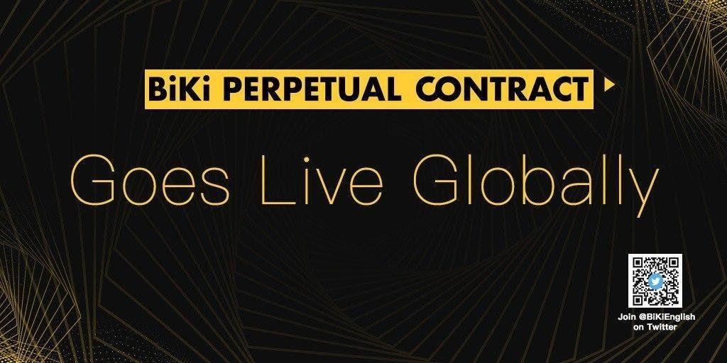 BiKi's Perpetual Contract Enters Market as Strong