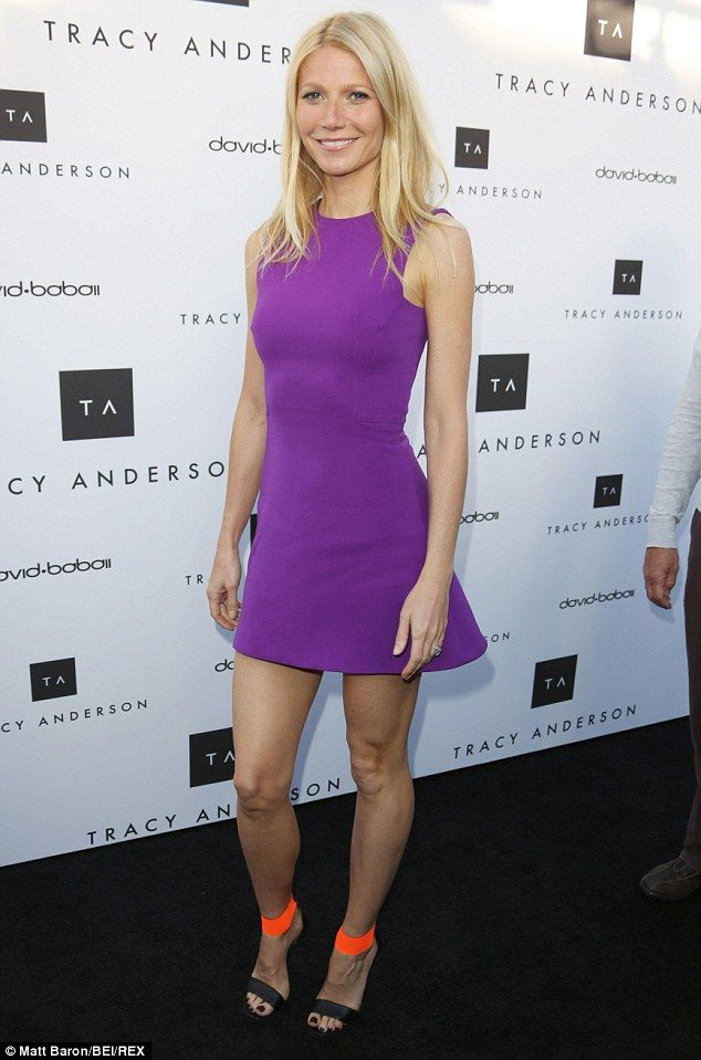Gwyneth Paltrow es una mamá con mucho estilo. #fashion #stile ...