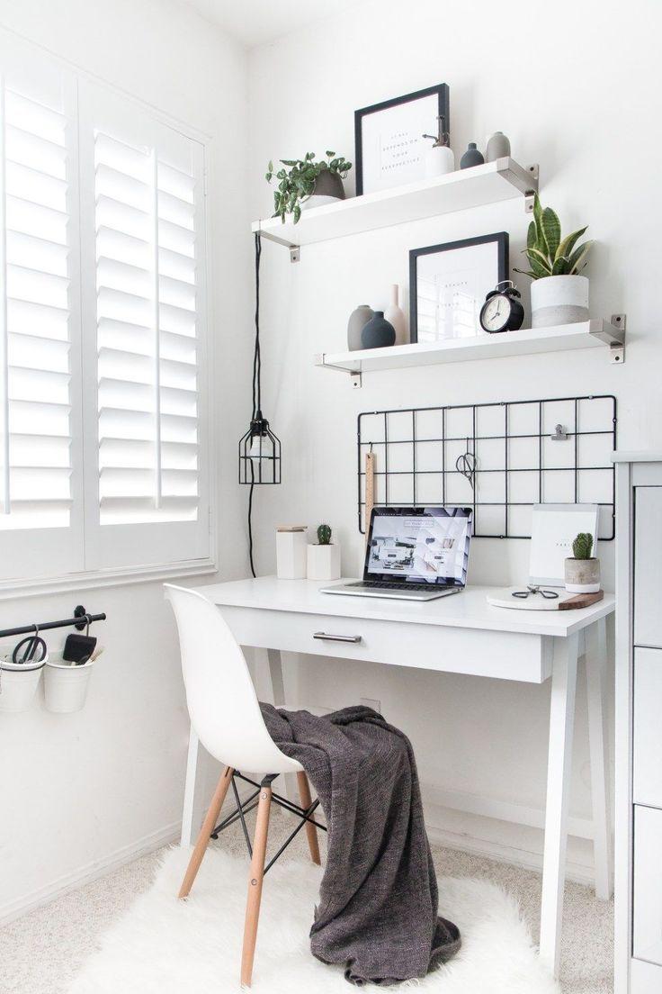 #minimalistischer #minimalistischer #arbeitsbereich #arbeitsbereich #meinMein #bedroomdesignminimalist
