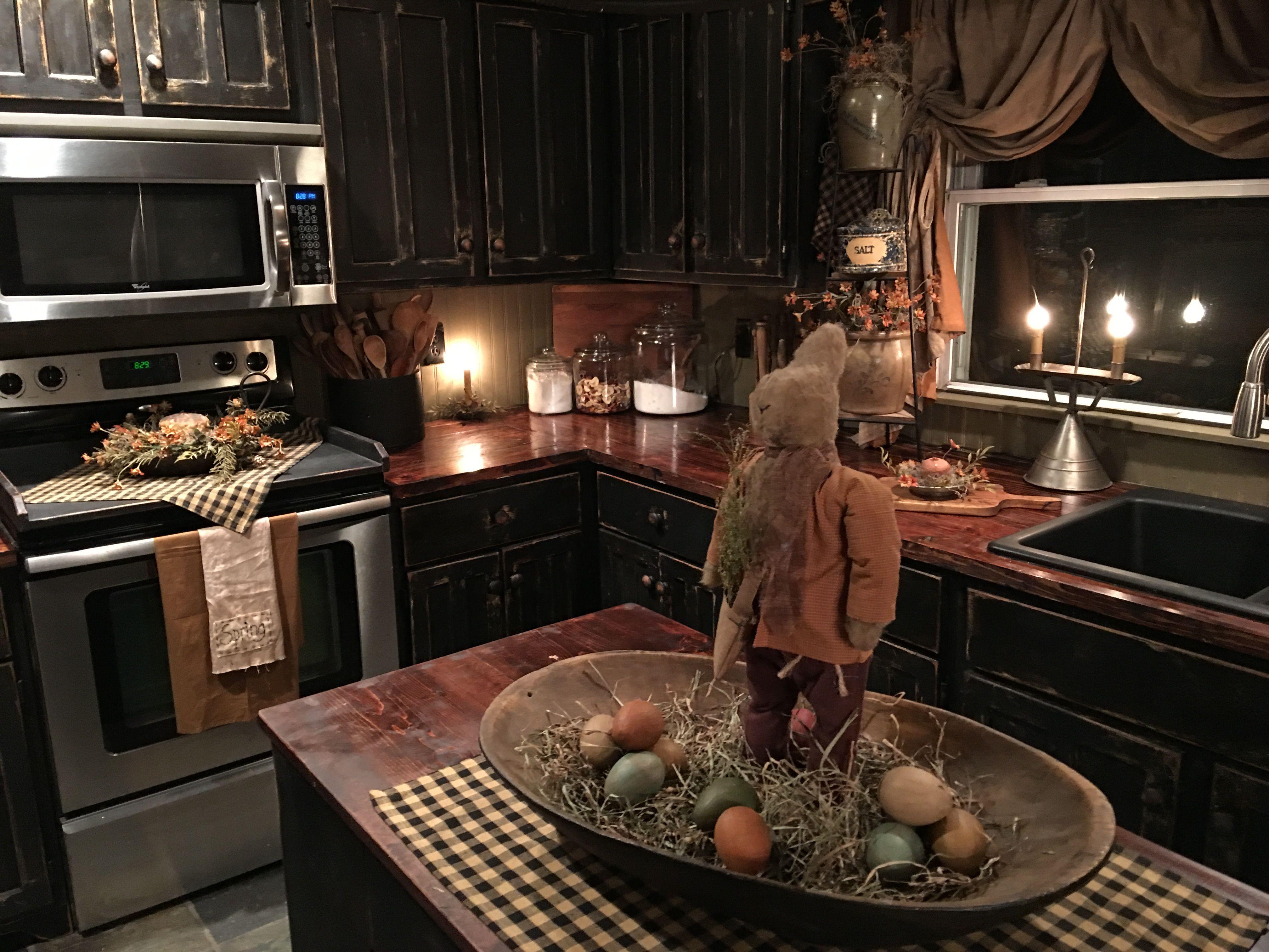 Primitive Home Decor For Kitchen: Primitive Home Decor
