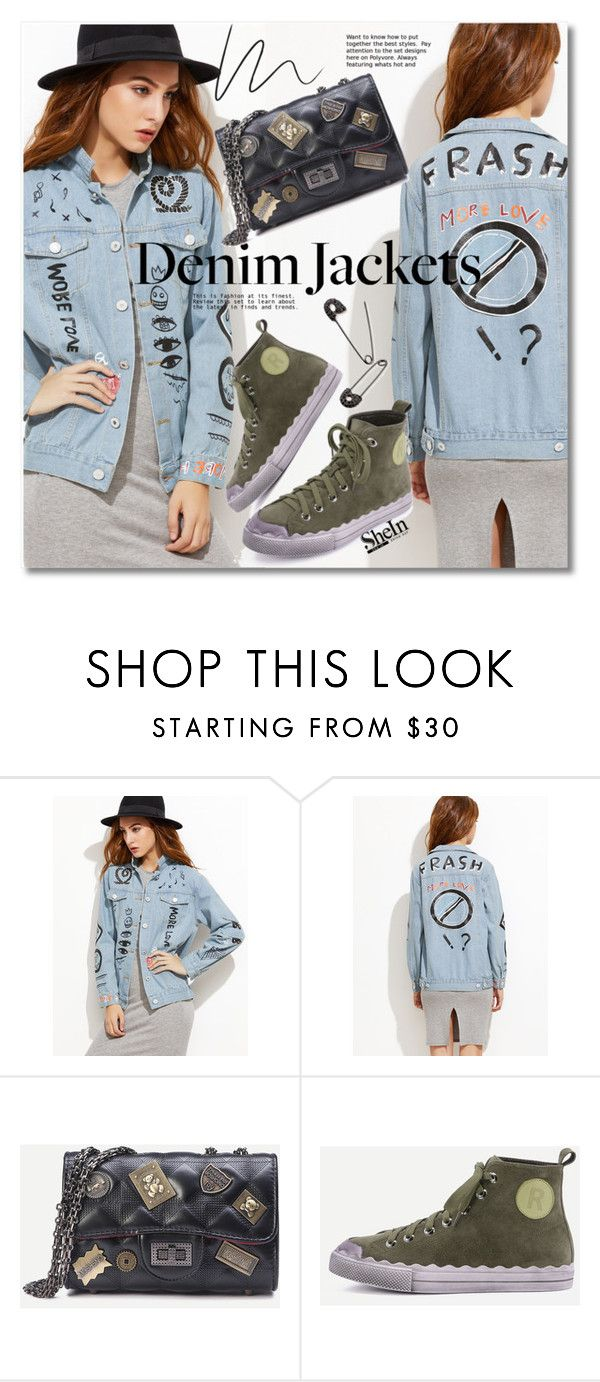 Denim trend jean jackets polyvore and fashion