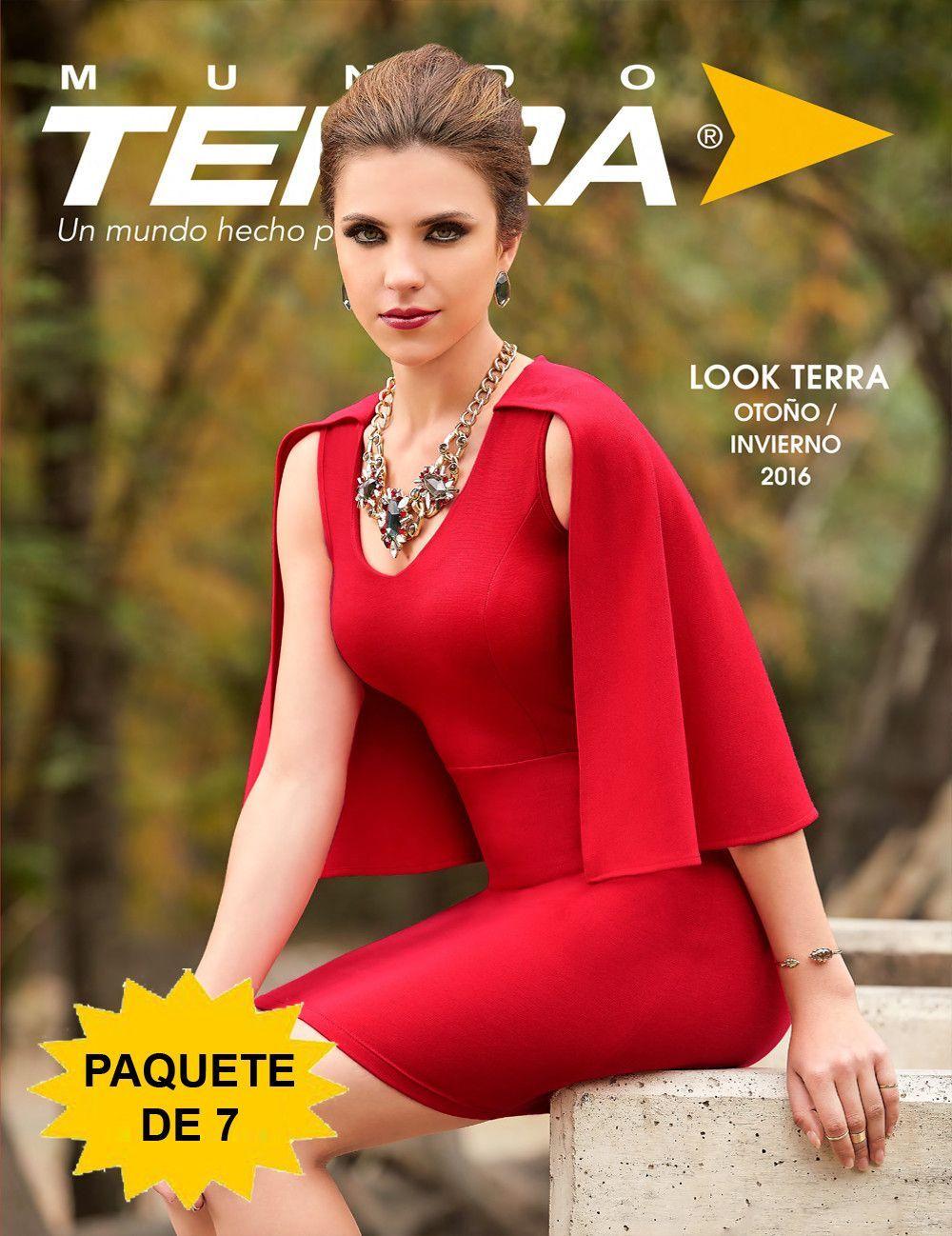 7303edcf Paquete Terra | rropa miestilo | Catalogos de ropa, Ropa y Vestidos ...