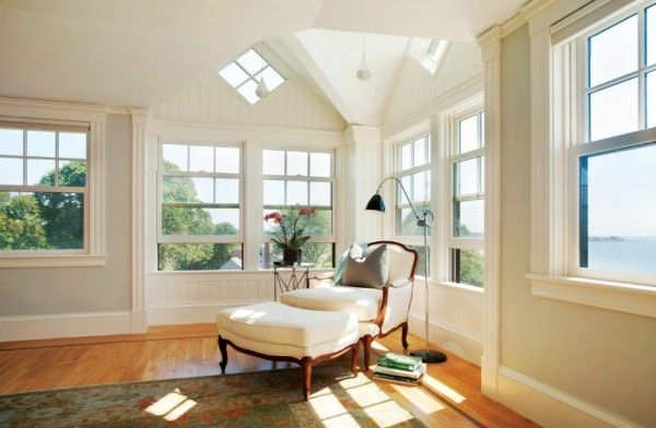 Nautical Cottage Blog -  | A Massachusett�s Dream Home | http://nauticalcottageblog.com