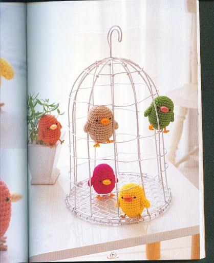 søde fugle
